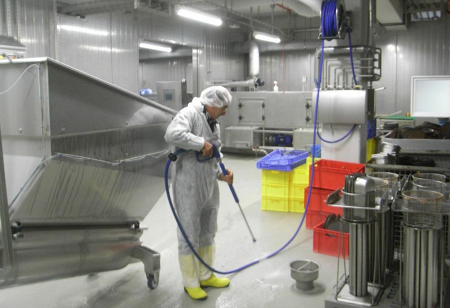 pulizia-agroalimentare